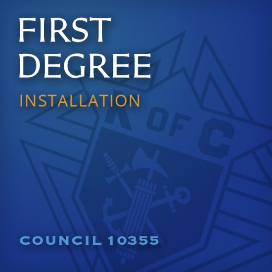 First Degree Installation